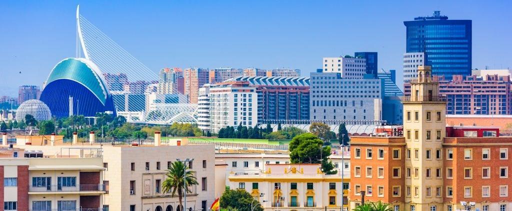 provincia de la Comunidad Valenciana con más viviendas iniciadas en 2020